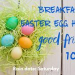 Easter Egg Hunt and Breakfast 2020
